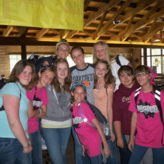 Oakcrest Camp – LDS Camp for Girls
